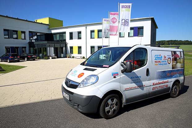 Hier sehen Sie die Firma Schmidt Heizung, Sanitär, Solar in Freiberg